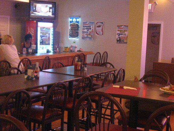 Shelby's Station Bar and Grill Bridgeville Seating