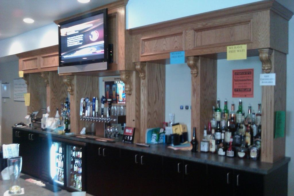 Shelby's Station Bar View