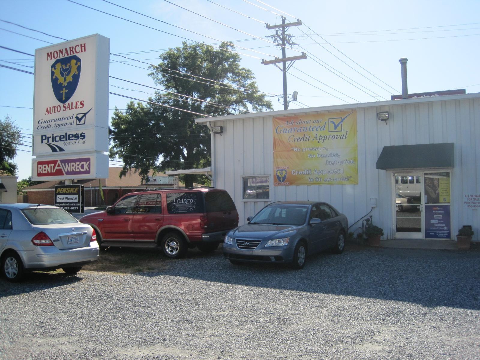 Rent-A-Wreck Greensboro