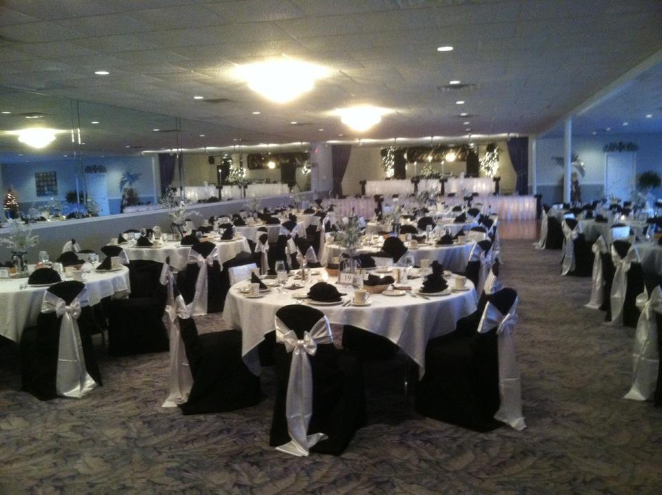 Anthony's Lakeside Party Center Ball Room