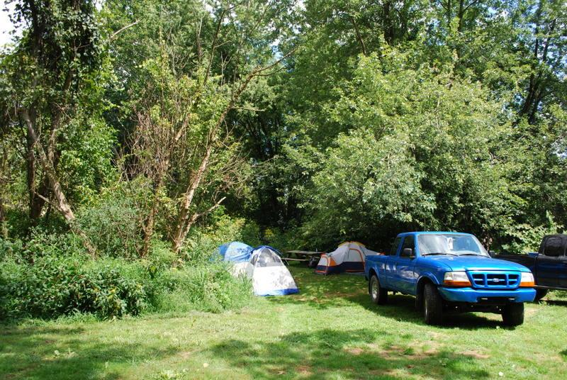 Our Tent Campground