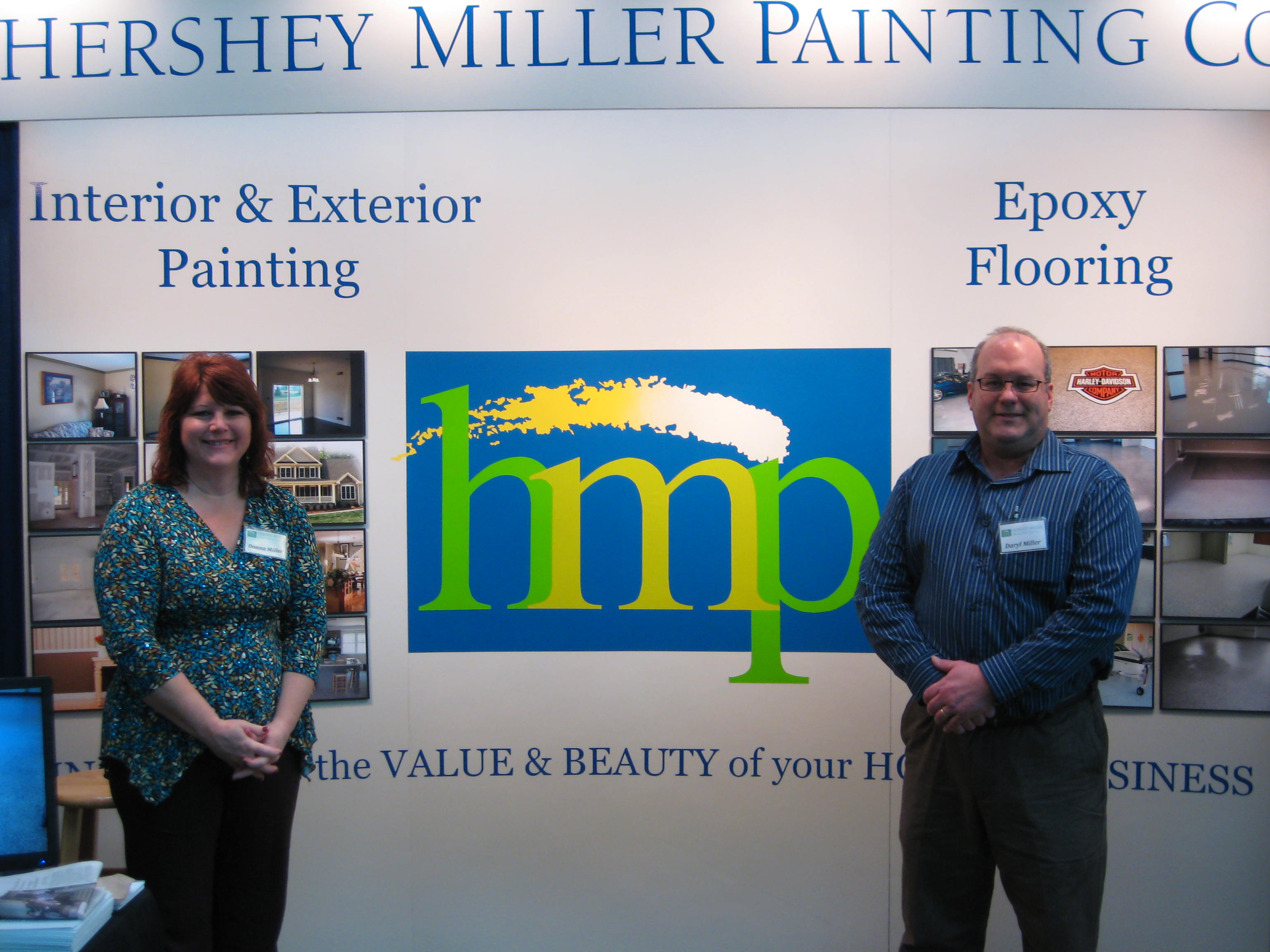 The Owners of Hershey Miller Painting Co