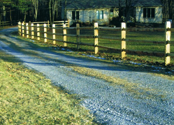 Residential Fencing Cranberry