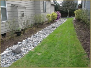 pittsburgh french drain install