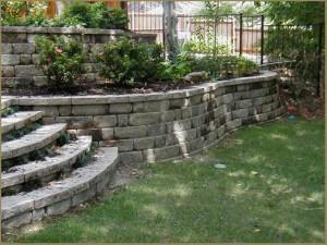 Retaining Wall Installation Pittsburgh
