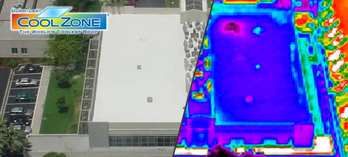 The Cool Zone Created by Moores Roofing