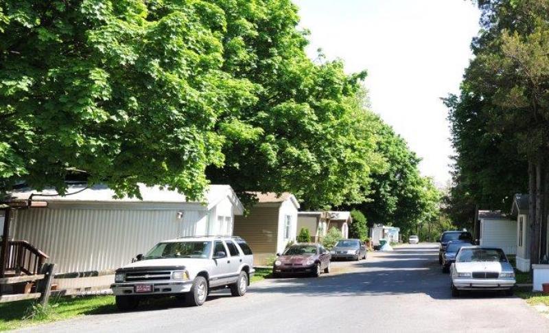 Carsons Mobile Home Park Community