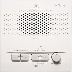 NuTone Outdoor Speakers
