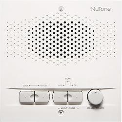 NuTone Indoor Speakers and Accessories