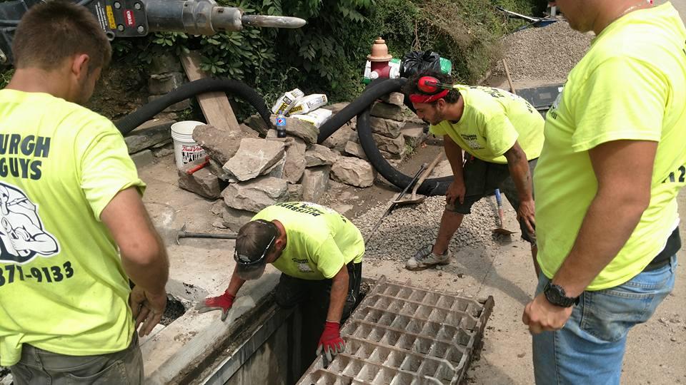 pittsburgh drain contractors