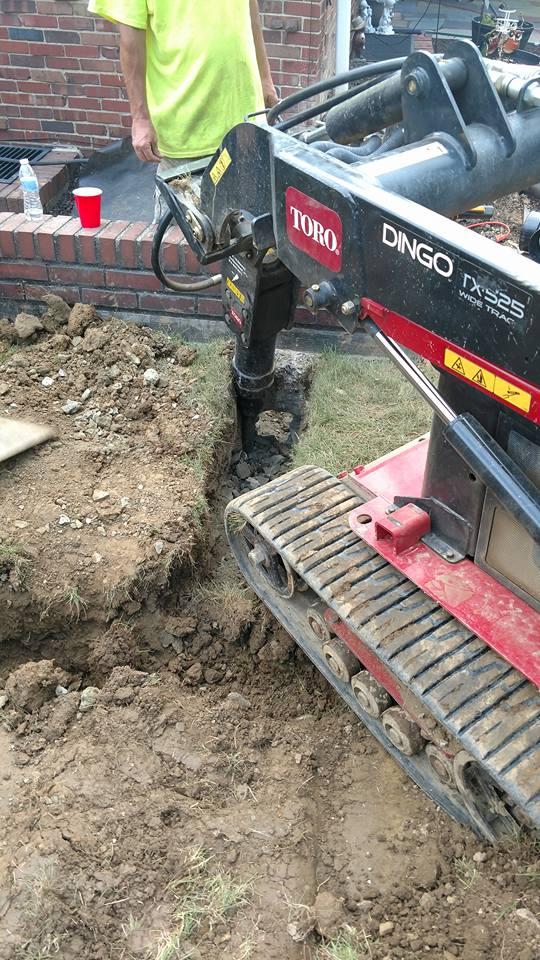 excavating contractor in pittsburgh
