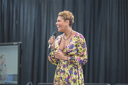 Darieth Chisolm Speaker