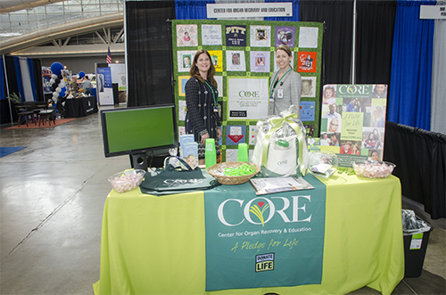 Core Booth
