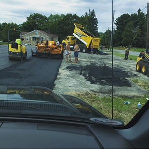 Commercial Paving Robinson
