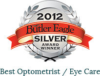 Optometrist Butler