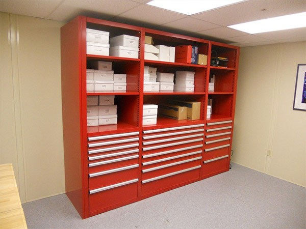 Industrial Shelving Systems Pittsburgh