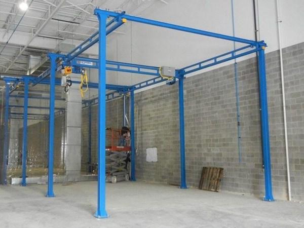 Warehouse Cranes Pittsburgh