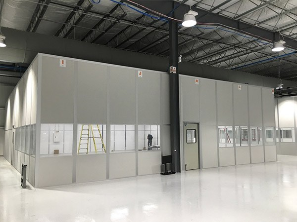 Industrial Modular Offices Pittsburgh