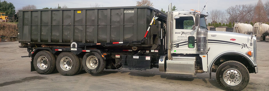 Don Martin Trucking Saxonburg