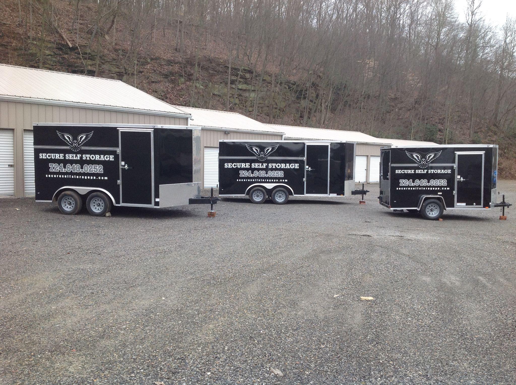 Storage Trailers Pittsburgh