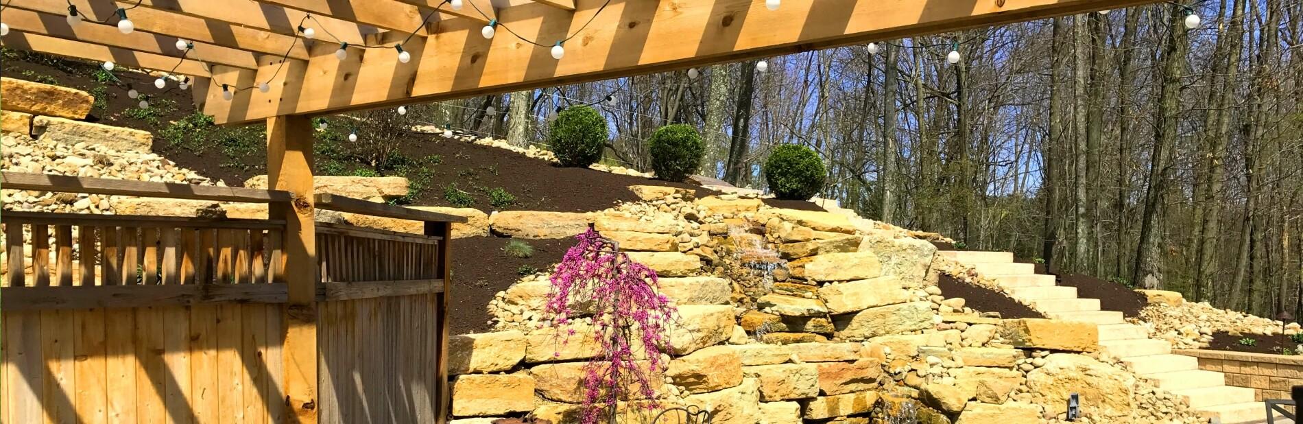 Retaining Wall Builders Pittsburgh