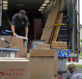 Residential Movers Pittsburgh
