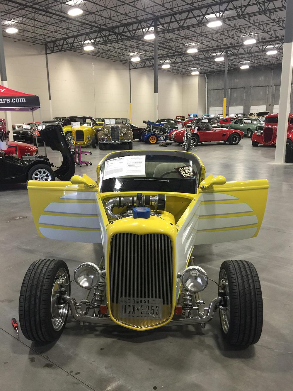 Classic Car Glass Pittsburgh