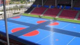 Commercial Sport Courts Pittsburgh