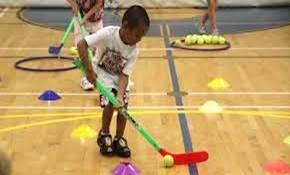 Children Recreation Center Washington