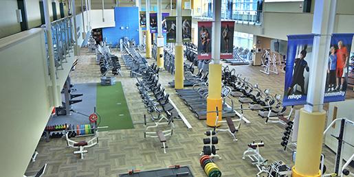 Gyms Washington