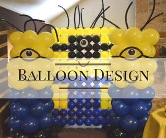 Balloon Designs Pittsburgh