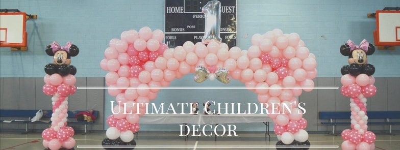Childrens Party Decor Pittsburgh
