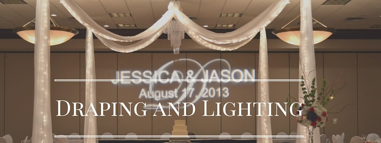 Event Draping and Lighting Pittsburgh