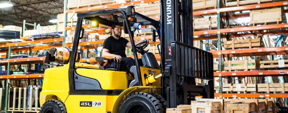 Forklift Rental Pittsburgh