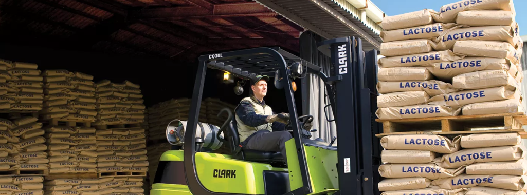 Forklift Dealer Pittsburgh
