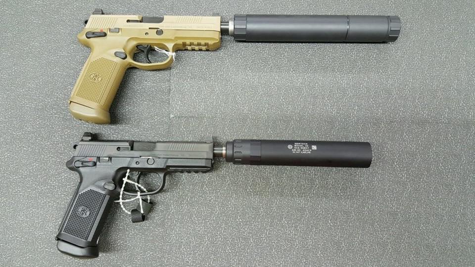 Gun Silencer