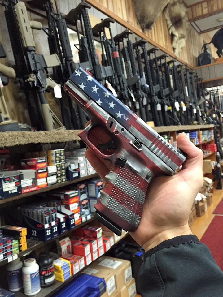 Gunsmith Services Pittsburgh