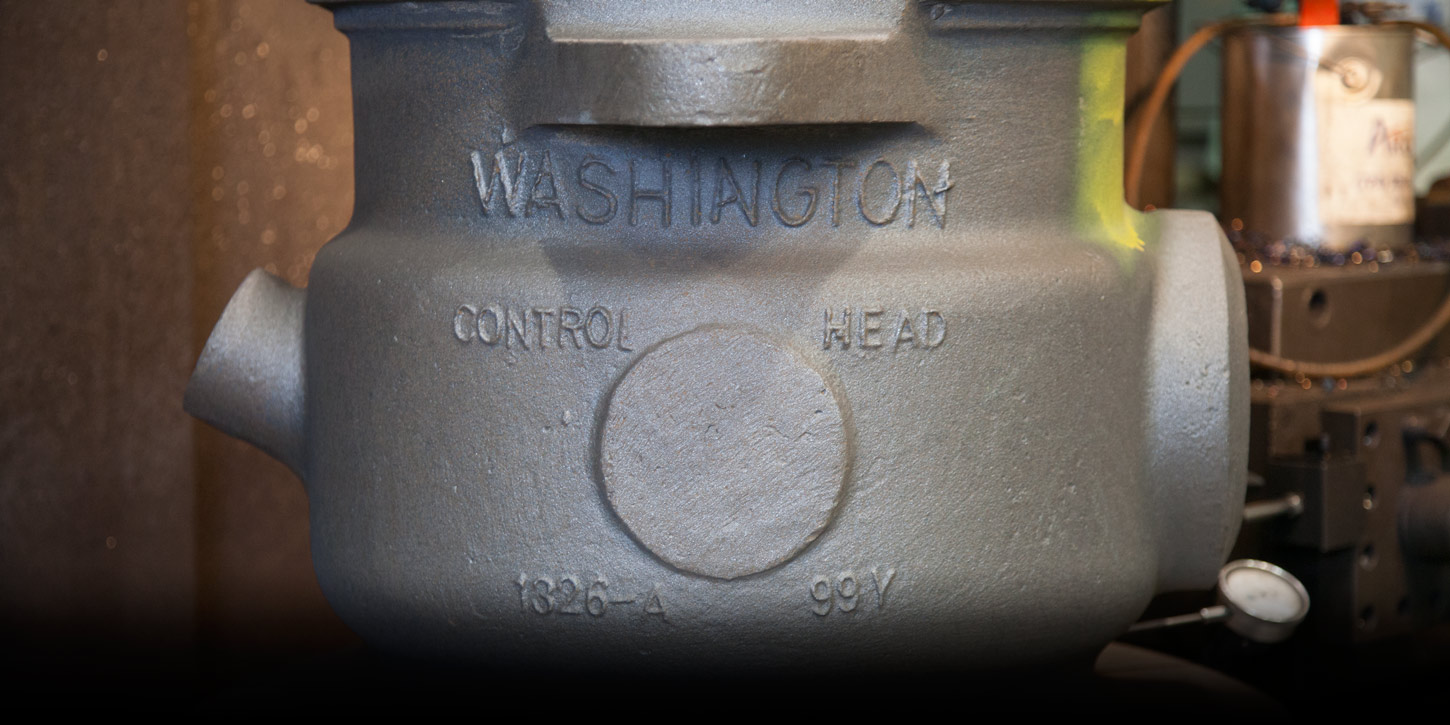 Rotating Control Heads Washington
