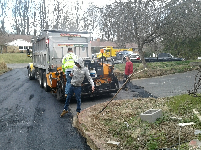 Local Paving Services