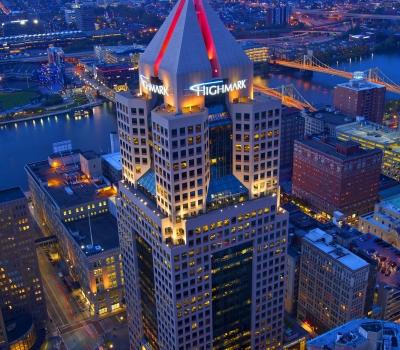 Highmark Building Photo By Jim Cunningham