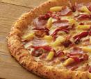 Honolulu Hawaiian Pizza