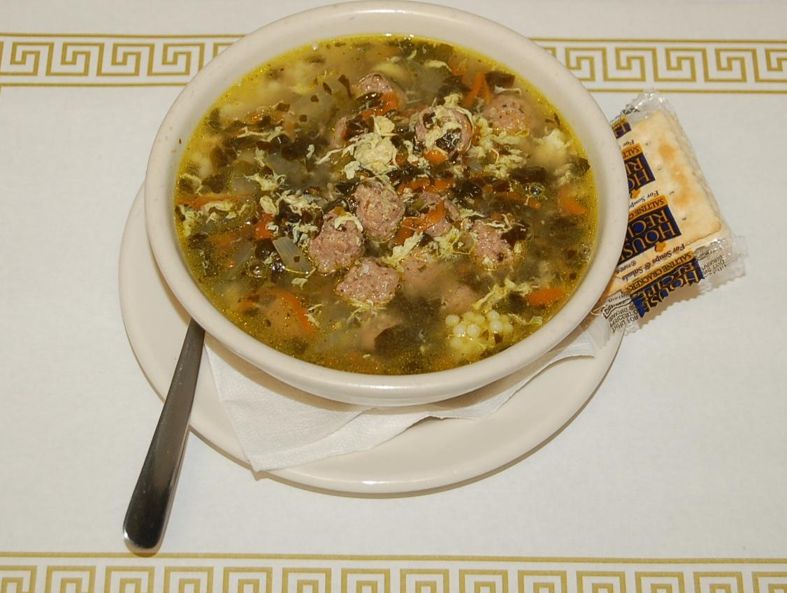Homemade Wedding Soup