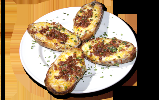 Uncle Rick's Potato Skins